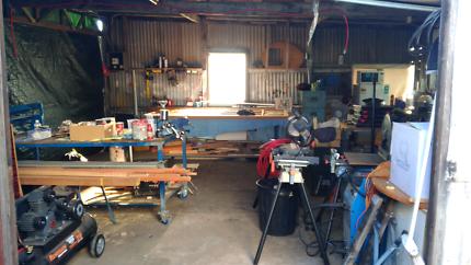 EOI Small workshop caravan/trailer repair etc