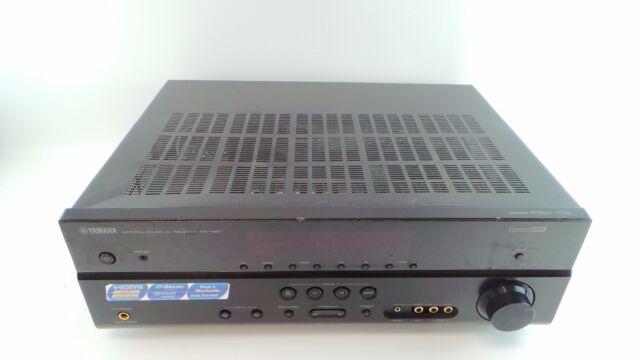 yamaha rx v467 5.1 channel 180 watt receiver | ebay