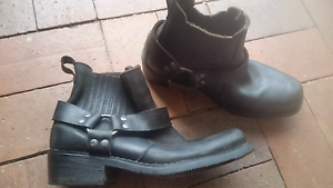 Mens size 10 near new Windsor Smith boots Broadbeach Gold Coast City Preview