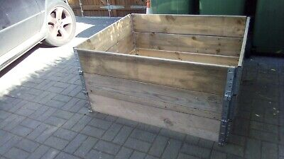 Garden, Ready Made Raised Beds, Sections 4ftx 3ft4