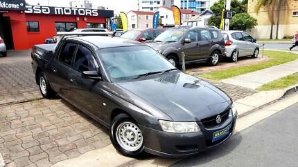 2006 Holden Crewman, AUTO - DUAL CAB - WARRANTY - REGO - RWC