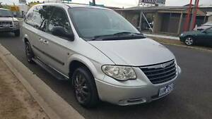 2005 Chrysler Voyager Wagon Traralgon Latrobe Valley Preview