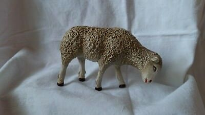 Schaf,Schafe,Schäfer,Bauernhof,Krippe,Figuren,Tiere,LPG,ca.7cm hoch
