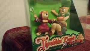 COLLECTABLE Bad Taste Bears Throbbin' Hood (rude!!!) Hilarious adult Gift set