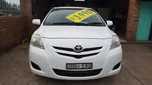 2007 Toyota Yaris NCP90R YRX 4 Speed Automatic Belmore Canterbury Area Preview