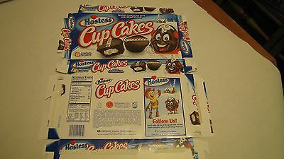 Hostess  Pre Bankruptcy Interstate Brands  Cupcakes Christmas Holiday Box