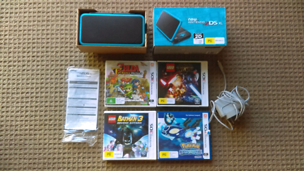 Nintendo 2ds xl Coombabah Gold Coast North Preview