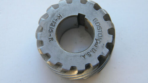Helical Gear,  12 pitch,   15 tooth,   Right-hand helix   H1210R   FREE SHIPPING
