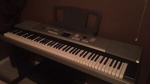 Yamaha YPG-535 88-Key Portable Grand Piano with Stand and Power
