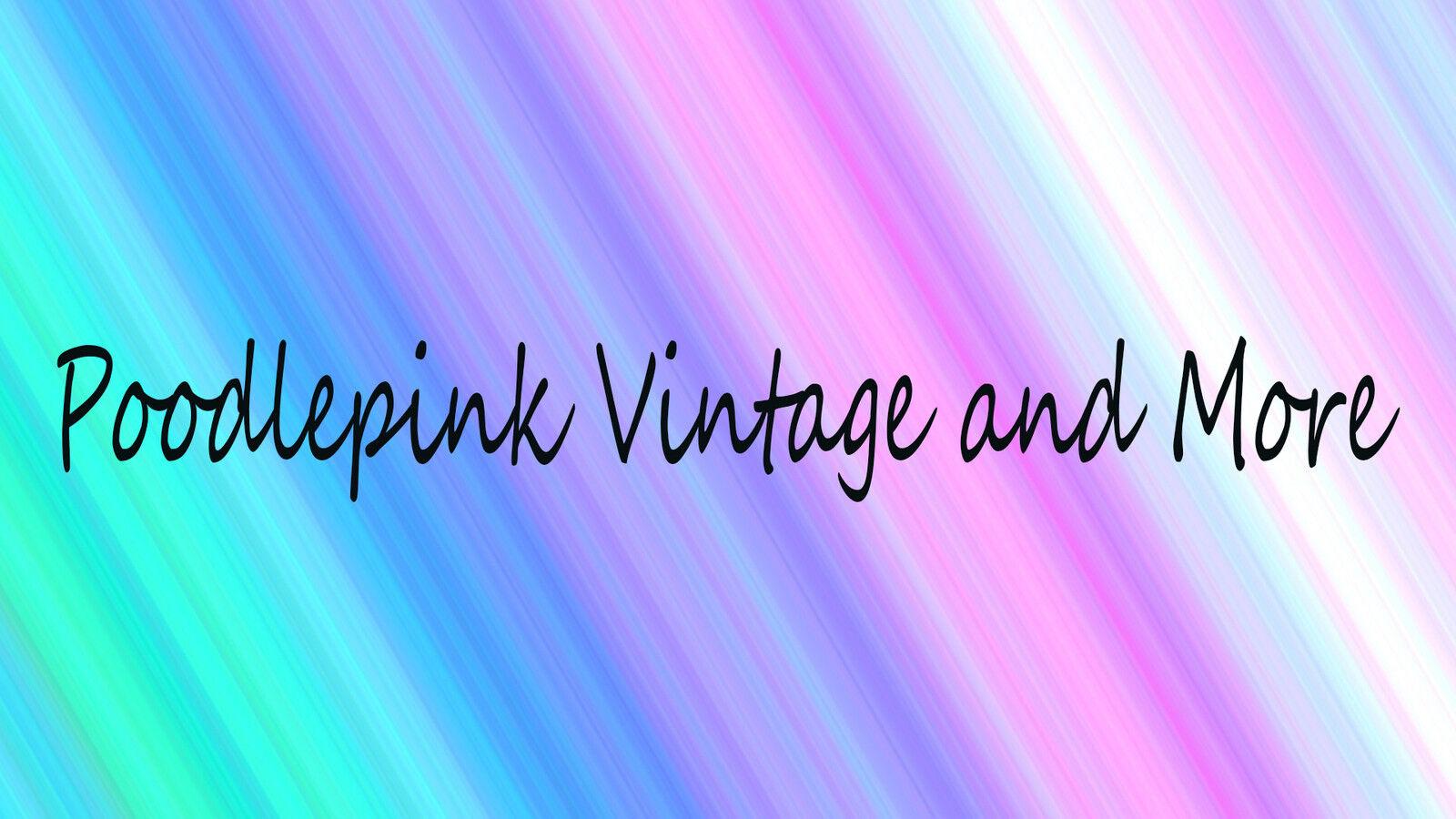 Poodlepink Vintage and More