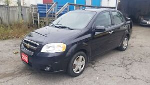 2010 Chevrolet Aveo LT GREAT VALUE!!!