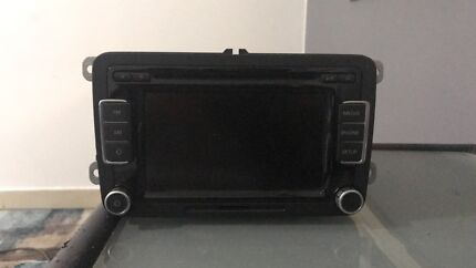 Volkswagen Golf GTI touch screen Sadleir Liverpool Area Preview