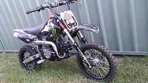 125 atomik thumpster pitbike crf50 Fletcher Newcastle Area Preview