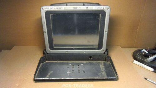 """INTERMEC CV60 vehicle mount PC 12.1"""" 802.11b/g CV60A10C24001803 INCL KB HOLDER"""