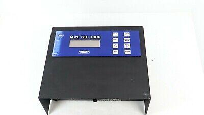 Chart Mve Tec 3000 Freezer Controller For Cryogenic Freezer