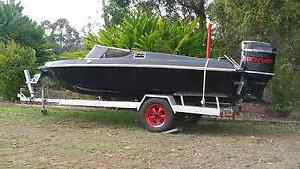 Stejcraft 14ft ski boat for sale Jimboomba Logan Area Preview
