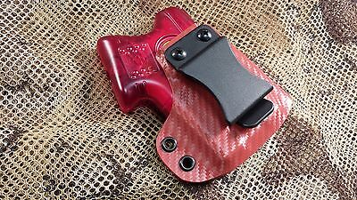 GUNNER's CUSTOM HOLSTERS Fits the Kimber Pepper Blaster II Holster / Carrier - Blaster Holster