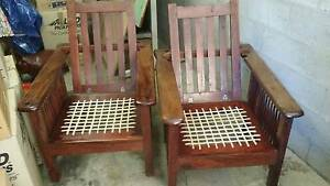 Squatter / Lounge Chairs Toowong Brisbane North West Preview