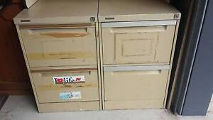 2 DRAWER FILING CABINETS X 2 Oxley Brisbane South West Preview
