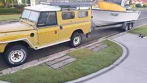 Landrover series 3 lwb Bongaree Caboolture Area Preview