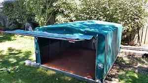 Canopy, heavy duty PVC with floor East Launceston Launceston Area Preview