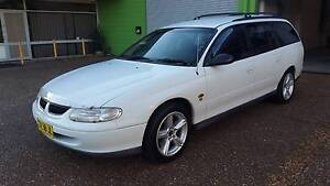1998 Holden Commodore VT Executive 3.8L 6 Cylinder Wagon - MANUAL Waratah Newcastle Area Preview