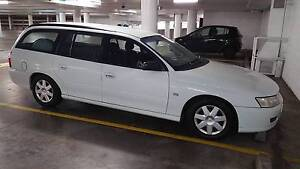2005 Holden Commodore Wagon Naremburn Willoughby Area Preview