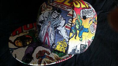 Kappe 59 FIFTI 7/1/8 56,8cm NEW ERA Marvel Comics Hulk, gebraucht gebraucht kaufen  Erdfunkstelle Usingen