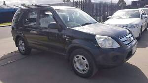 2005 Honda CR-V Wagon Williamstown North Hobsons Bay Area Preview