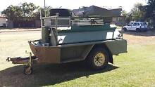 2008 Homemade Off Road Camper Trailer Rockhampton Rockhampton City Preview