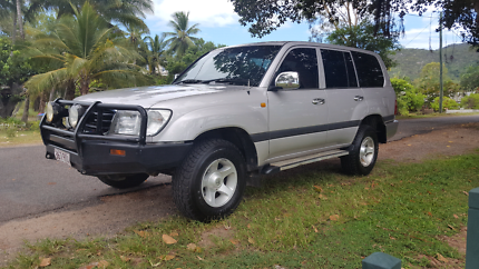 TOYOTA LANDCRUISER GXL MUST SELL ALL OFFERS CONSIDERED