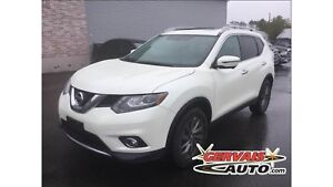 Nissan Rogue SL AWD Cuir Toit Panoramique M 2016
