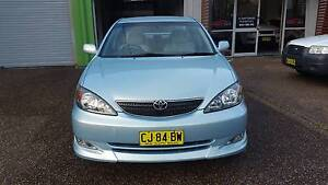 2004 Toyota Camry Sportivo ACV36R Upgrade Automatic Waratah Newcastle Area Preview