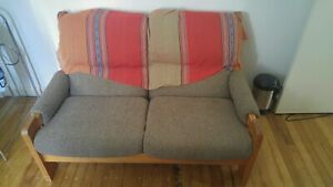 Retro 2 seater couch