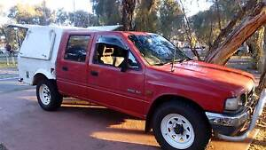 1992 Holden Rodeo Dual Cab Ute, Custom Canopy Perth Perth City Area Preview