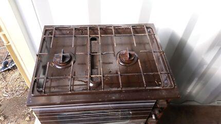 three way fridge freezer lpg gas  stove/ oven Hilton Fremantle Area Preview