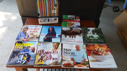 Mini cookbooks