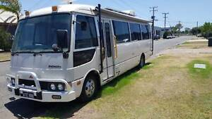 Motorhome Mitsubishi ROSA - Standard Car License Only Required - REGO Eagle Farm Brisbane North East Preview
