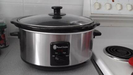 Slow cooker uses once Russell hobbs Westcourt Cairns City Preview