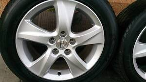 """17"""" Rims and Tyres 225/50R17 Dandenong South Greater Dandenong Preview"""