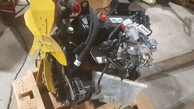 Hyster Yale 3.0l Gm Fork Lift Lpg   New Crate Engine