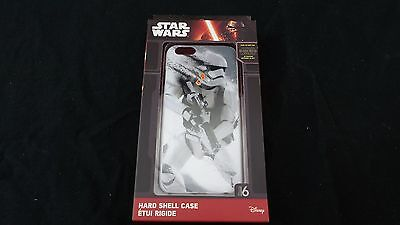 Star Wars iPhone 6 Hard Shell Case Brand New Disney Stormtrooper Force Awakens