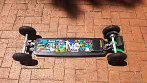 Evolve electric carbon skateboard gen 1 West Pennant Hills The Hills District Preview