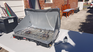 Coleman gas camp stove Newcastle Newcastle Area Preview