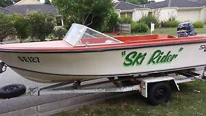 15ft Stejcraft with 85hp Mercury outboard Mornington Mornington Peninsula Preview