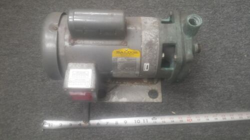 "Scot Raw Water A/C Pump, 1""X1""NPT, 1HP, 115/230V, 60Hz"