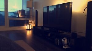 Furniture for sell TV, Bed, tables, Sound system....