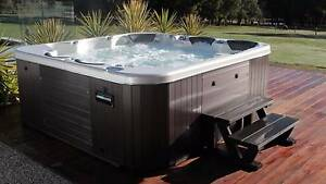 We move outdoor spas Chermside Brisbane North East Preview