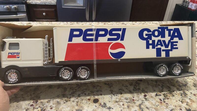 Antique/Vintage Pepsi Diesel Toy Truck