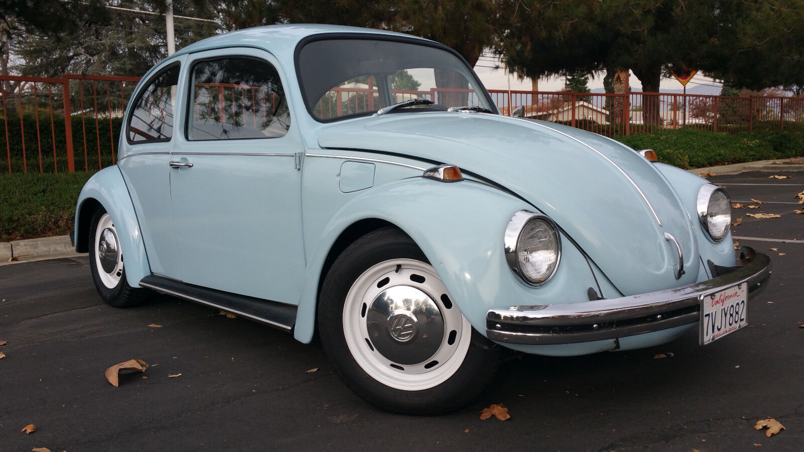 1968 Volkswagen Beetle - Classic Bug: 1968 Volkswagen Beetle - Classic Bug